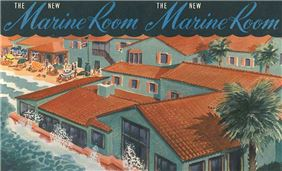 Old Maring Room Brochure