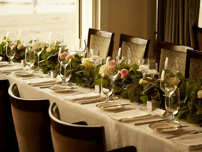 Catering Menus of the Marine Room Restaurant In La Jolla top