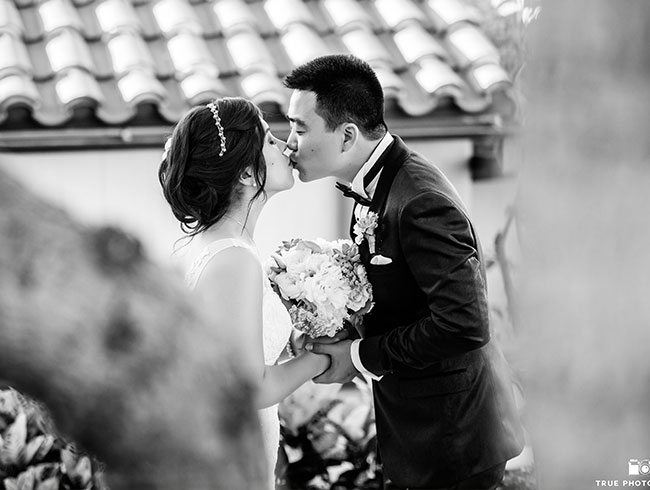 Wedding at the Marine Room Restaurant In La Jolla top