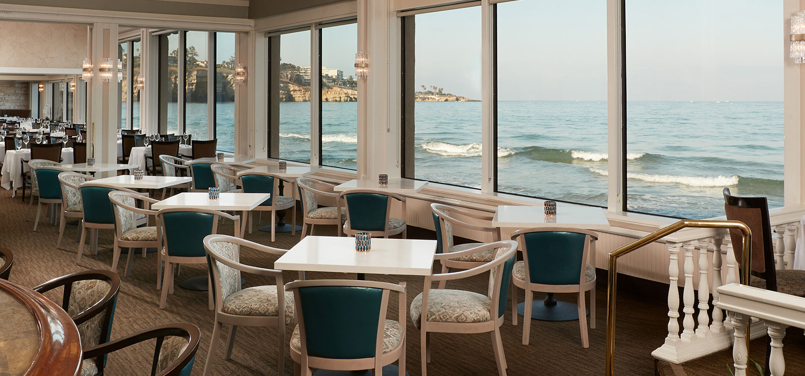 The Marine Room Restaurant In La Jolla