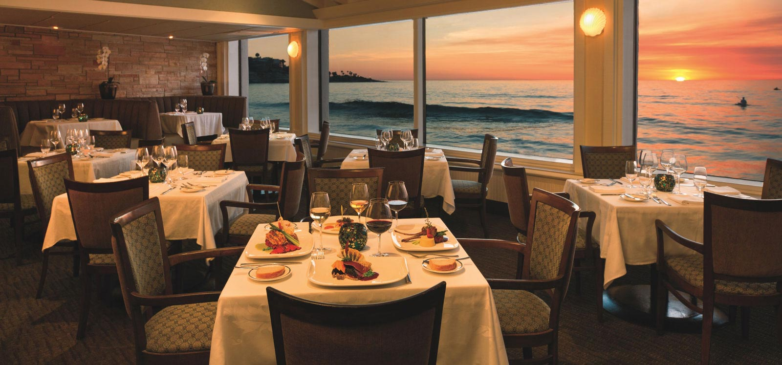 Phenomenal La Jolla Restaurant On The Water The Marine Room Theyellowbook Wood Chair Design Ideas Theyellowbookinfo