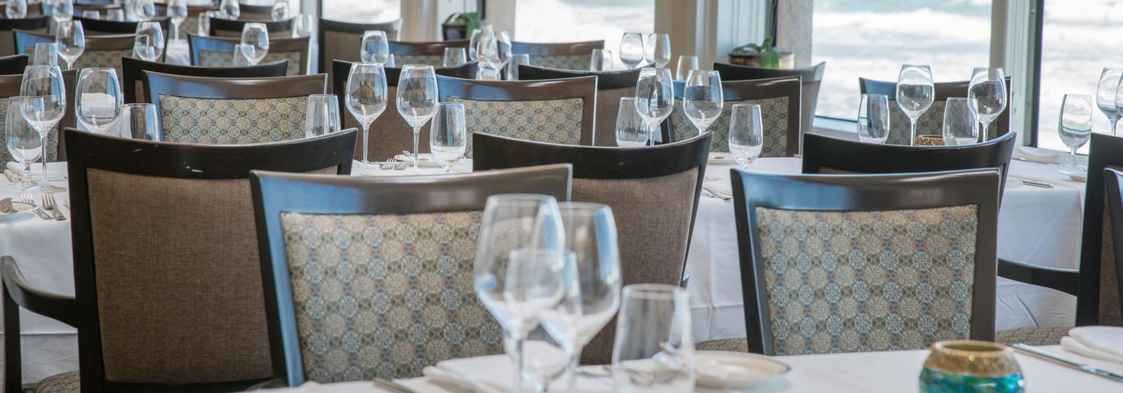 Marine Room Restaurant, La Jolla