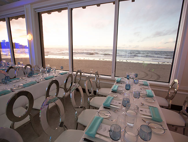 The Marine Room, La Jolla Restaurant Buyout