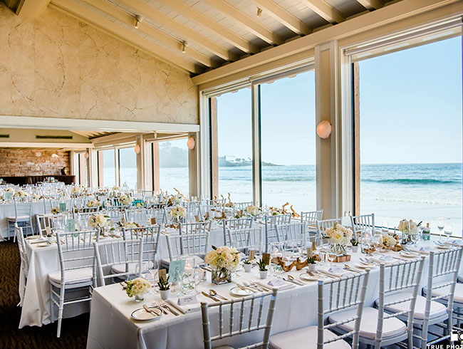 Wedding Receptions In La Jolla The Marine Room
